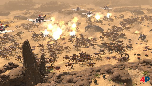 Screenshot - Starship Troopers - Terran Command (PC) 92601602