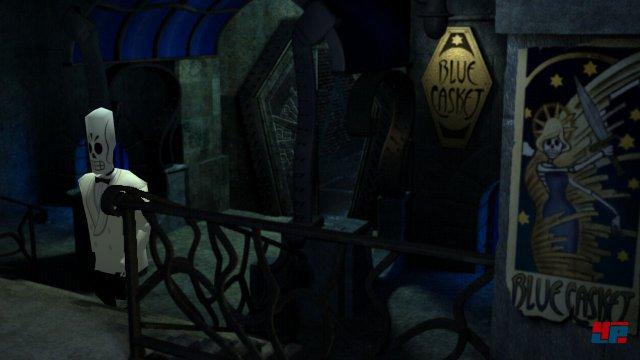 Screenshot - Grim Fandango (Mac) 92498285