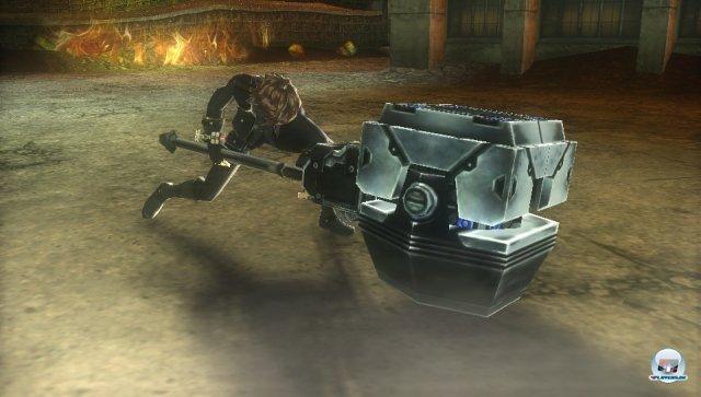 Screenshot - God Eater 2 (PS_Vita) 92444212