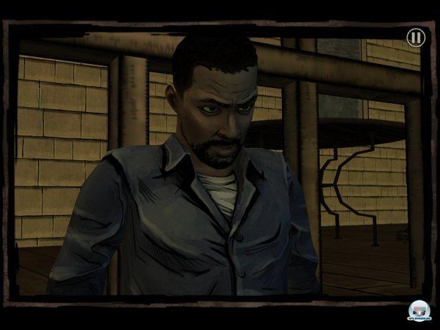 Screenshot - The Walking Dead (iPad) 2379102