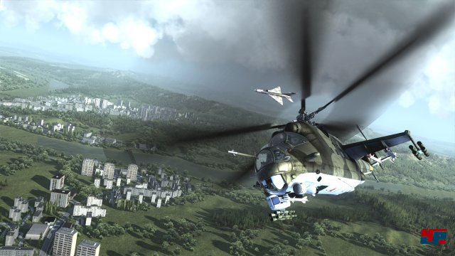 Screenshot - Air Missions: HIND (PC) 92532327
