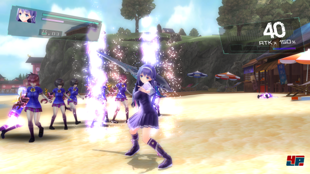 Screenshot - Valkyrie Drive: Bhikkhuni (PC) 92544943