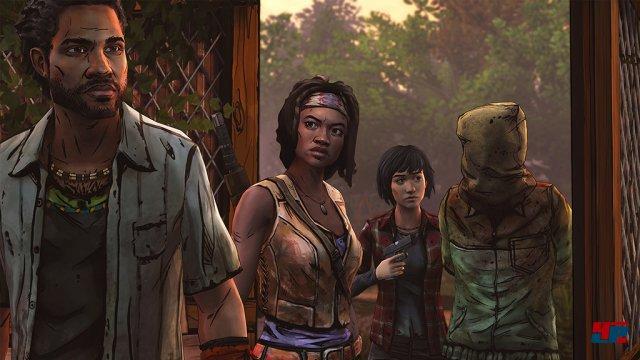 Screenshot - The Walking Dead: Michonne (360) 92524424