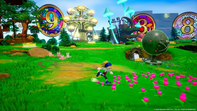 Screenshot - Balan Wonderworld (Switch)