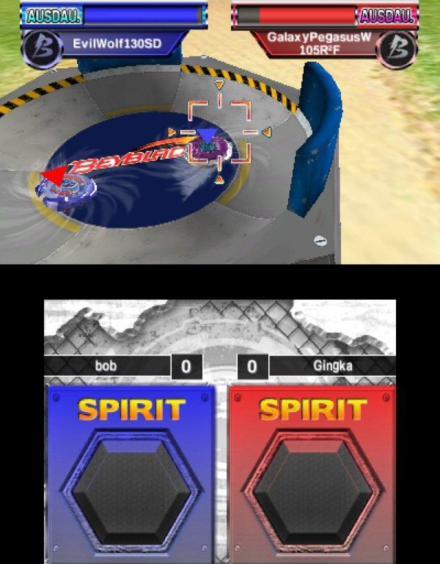 Screenshot - Beyblade: Evolution (3DS) 92467956