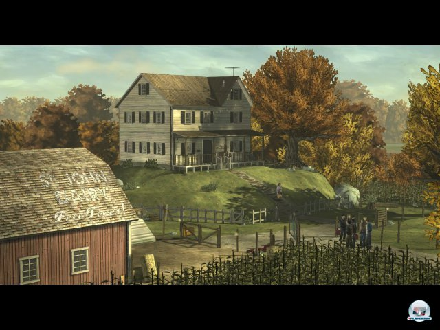 Screenshot - The Walking Dead: Episode 2 Starving for Help   (PC) 2373182