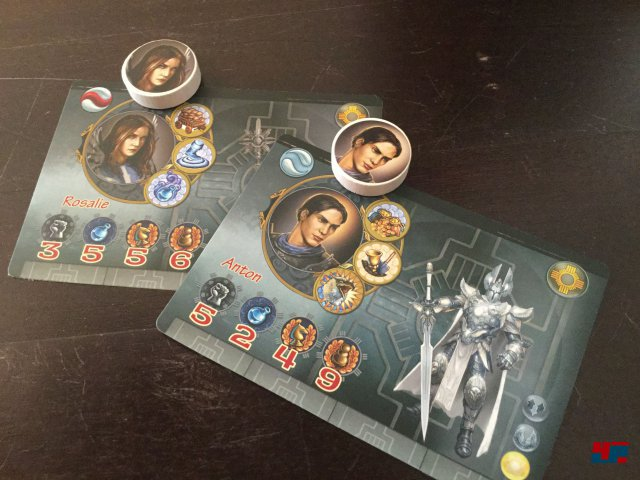 Screenshot - Might & Magic Heroes - Das Brettspiel (Spielkultur) 92498477