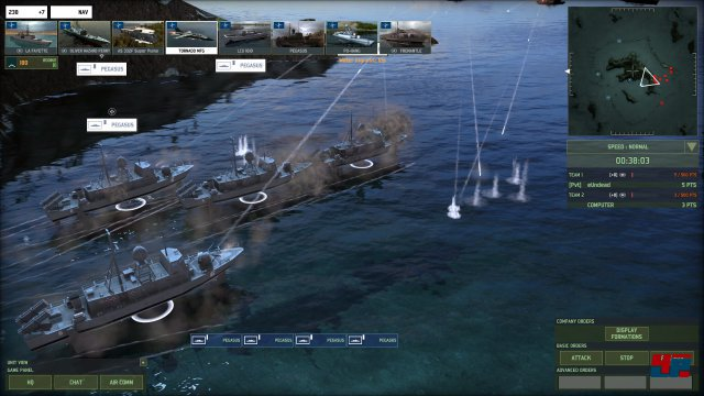 Screenshot - Wargame: Red Dragon (PC) 92481124