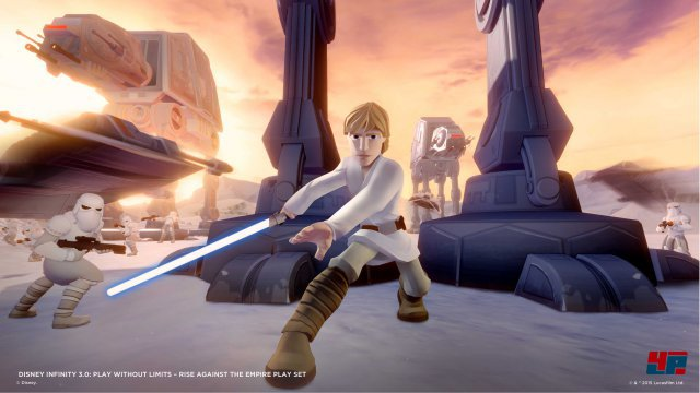 Screenshot - Disney Infinity 3.0: Play Without Limits (360) 92506073