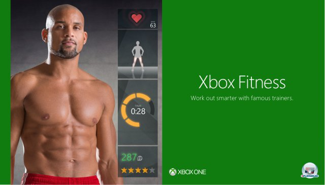Screenshot - Xbox Fitness (XboxOne) 92469939