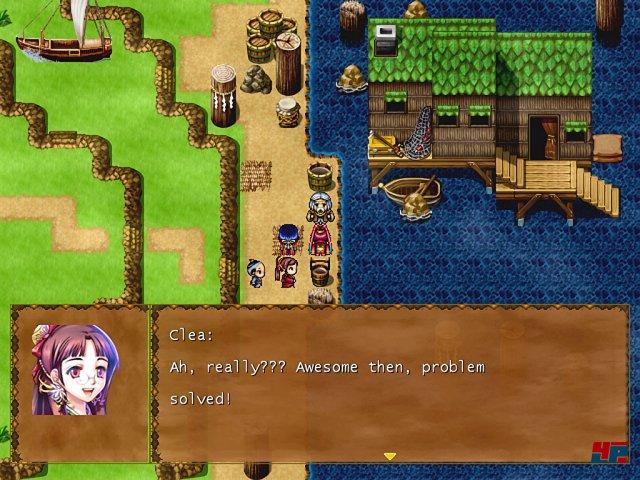 Screenshot - The Book of Legends (PC) 92474882