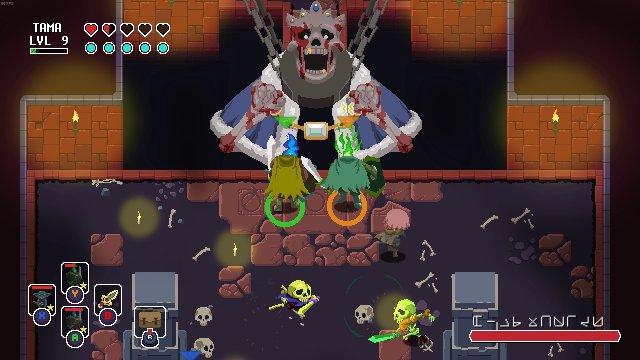 Screenshot - Sword of the Necromancer (PC) 92635547