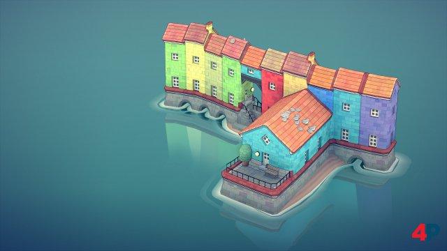 Screenshot - Townscaper (PC)