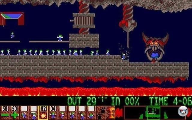 Screenshot - Lemmings (Oldie) (PC) 2347857