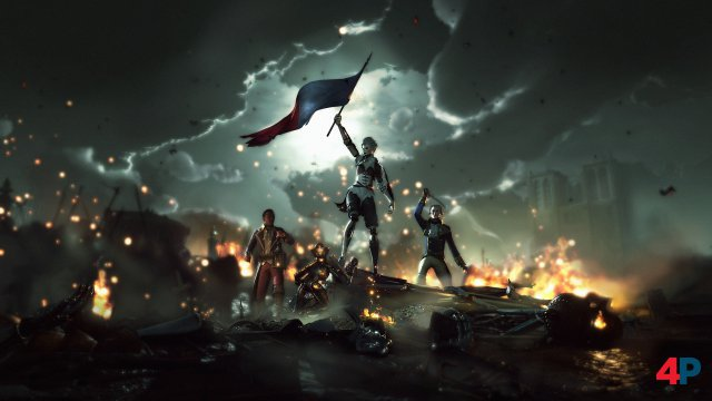 Screenshot - Steelrising (PC, PlayStation5, XboxSeriesX)