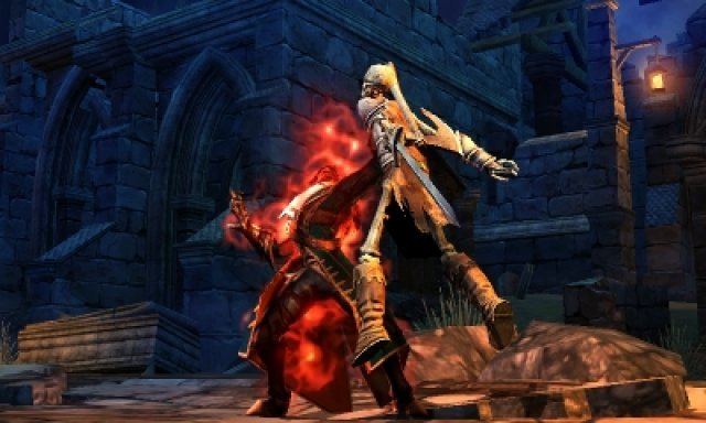 Screenshot - Castlevania: Lords of Shadow - Mirror of Fate (3DS) 2375322