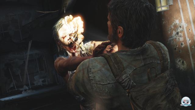 Wird The Last of Us mehr als gewöhnliche Zombie-Action inszenieren?