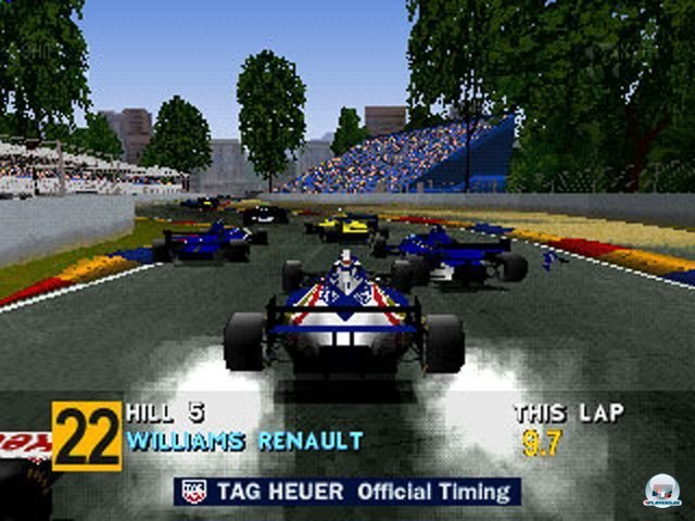 Screenshot - Formel Eins (Oldie) (PC)