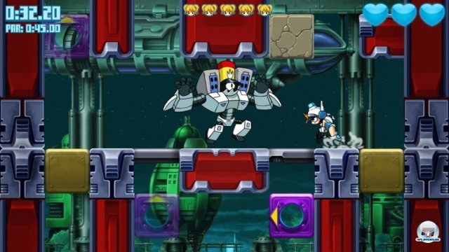 Screenshot - Mighty Switch Force! (Wii_U) 92432042