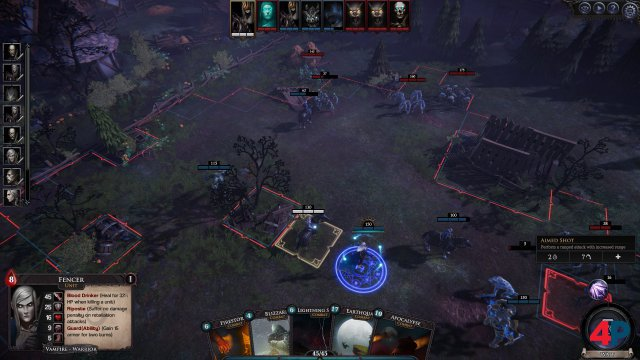 Screenshot - Immortal Realms: Vampire Wars (PC) 92622694
