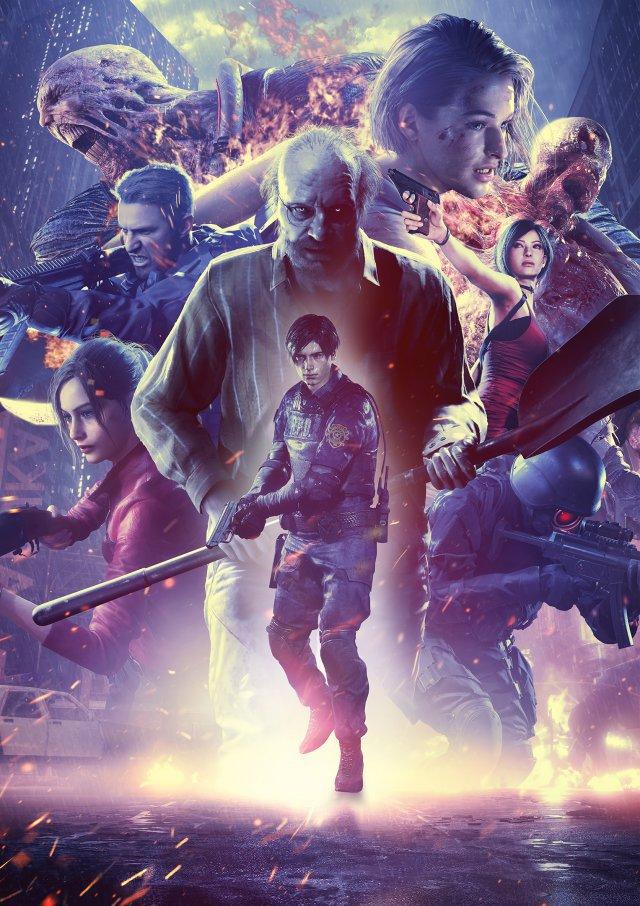 Screenshot - Resident Evil: Infinite Darkness (Netflix) (Spielkultur)
