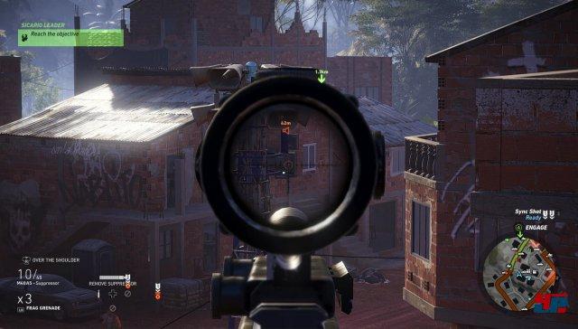 Screenshot - Ghost Recon Wildlands (One) 92542114