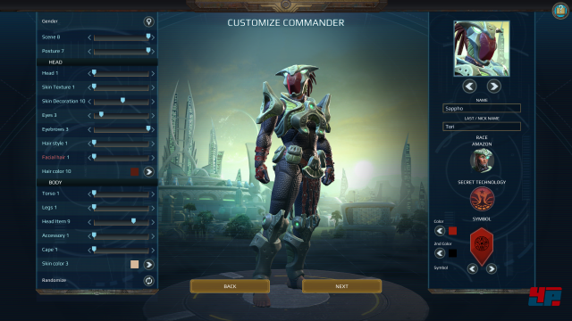 Screenshot - Age of Wonders: Planetfall (PC) 92582689