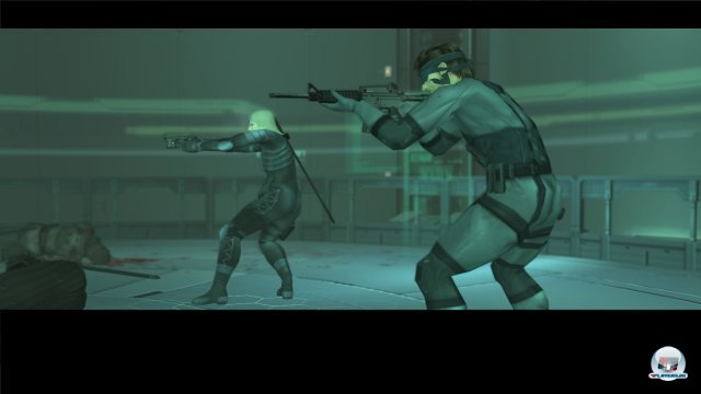 Screenshot - Metal Gear Solid: The Legacy Collection (PlayStation3) 92459687