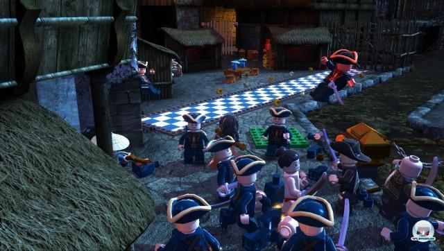Screenshot - Lego Pirates of the Caribbean - Das Videospiel (360) 2218142