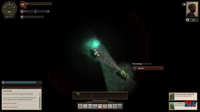 Screenshot - Sunless Sea (Linux) 92534944