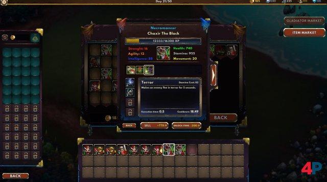 Screenshot - Gladiator Guild Manager (PC)