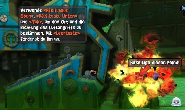Screenshot - Worms Revolution (360) 92411837