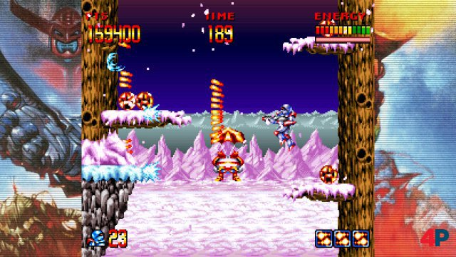 Screenshot - Turrican Flashback Collection (PS4, Switch)