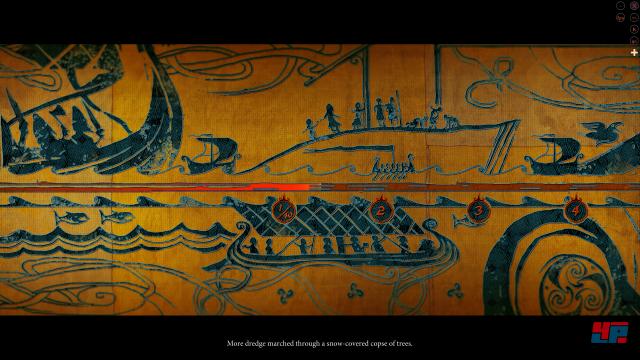 Screenshot - The Banner Saga 2 (Mac) 92528680