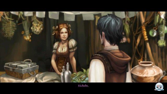 Screenshot - Das Schwarze Auge: Satinavs Ketten (PC) 2319247