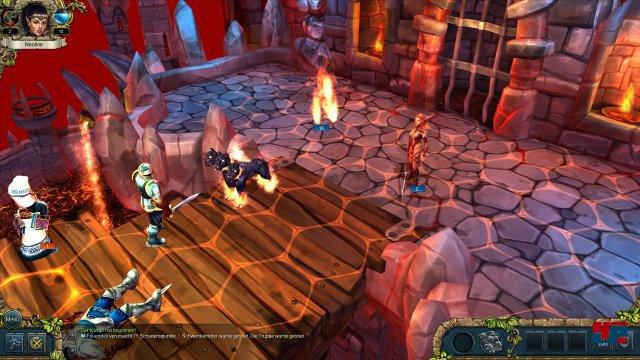 Screenshot - King's Bounty: Dark Side (PC) 92487690