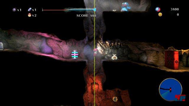 Screenshot - Spelunker Z (PlayStation4) 92499523