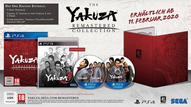 Screenshot - The Yakuza Remastered Collection (PS4)