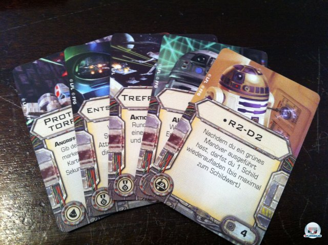 Screenshot - Star Wars: X-Wing Grundspiel (Spielkultur)