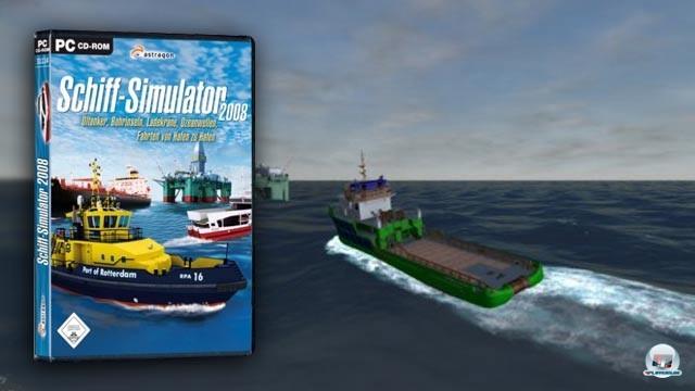 <b>Platz 6: Schiffs-Simulator 2008: 155.000 Einheiten Publisher: Astragon</b> <br><br> Mit soliden 58% erwies sich das Spiel als durchaus solide. Der holländische Entwickler Vstep, der übrigens auch professionelle maritime Simulationen zur Berufsausbildung entwickelt, schlitterte in Ermangelung einer Zeitraffer-Option knapp am