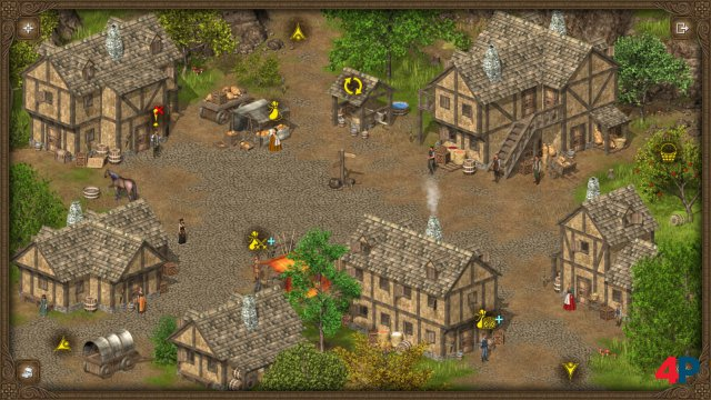 Screenshot - Hero of the Kingdom: The Lost Tales 1 (PC) 92611186
