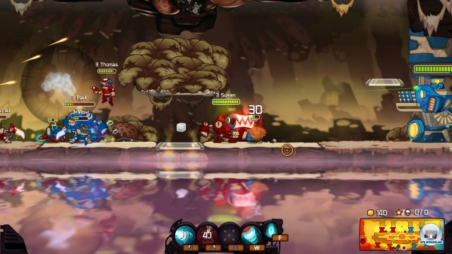 Screenshot - Awesomenauts (PC) 2376512