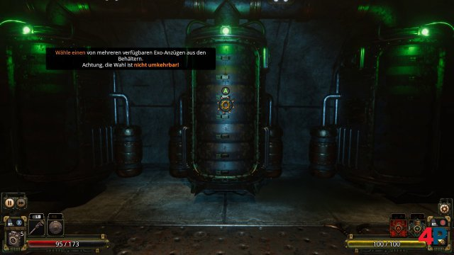 Screenshot - Vaporum: Lockdown (PC) 92624598