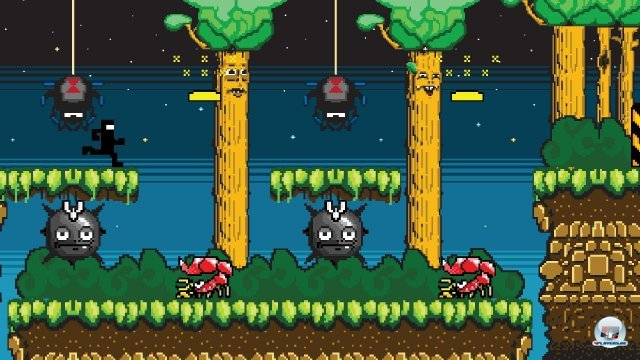 Screenshot - Bit.Trip Presents: Runner 2 - Future Legend of Rhythm Alien (Wii_U)