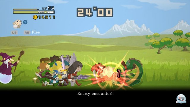 Screenshot - Half-Minute Hero (PC) 92407592