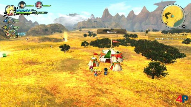 Screenshot - Ni No Kuni 2: Schicksal eines Königreichs (Switch) 92649407