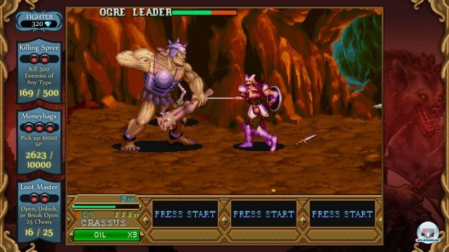 Screenshot - Dungeons & Dragons: Chronicles of Mystara (360) 92461758