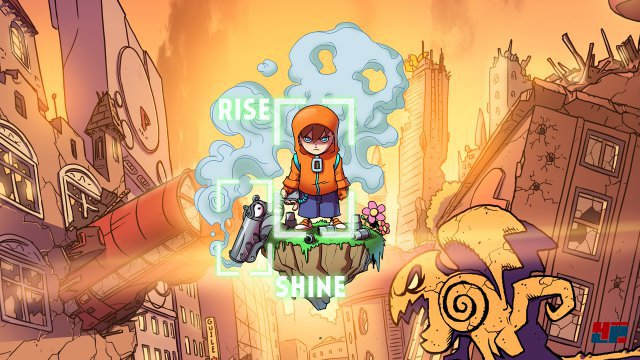 Screenshot - Rise & Shine (PC)