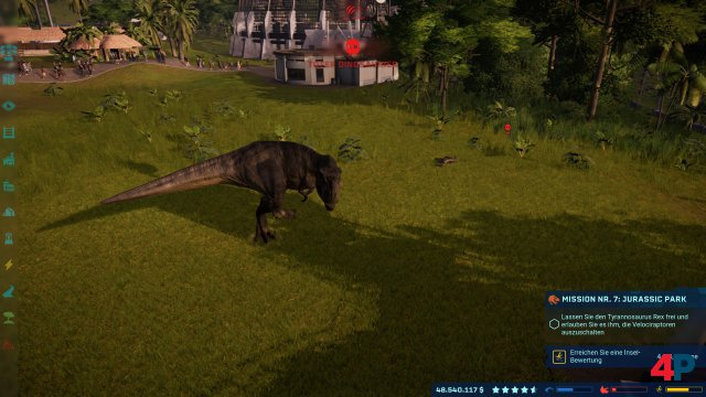 Screenshot - Jurassic World Evolution: Return to Jurassic Park (PC) 92603300