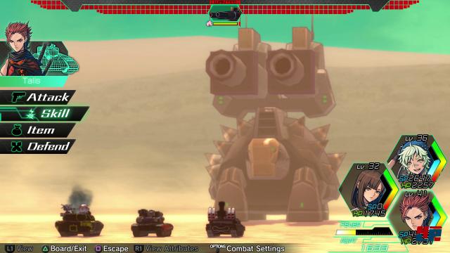 Screenshot - Metal Max Xeno (PS4) 92574952